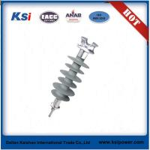 High Voltage Composite pin  insulator / Polymer insulator