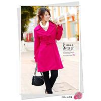 Quality Fashion Botany Wools Women's Coat (G125) for sale