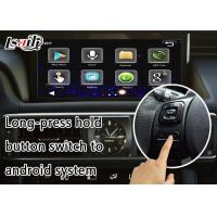 Buy Two in One Android 6.0 Lexus Video Interface for IS Support WIFI / Mirrorlink / at wholesale prices
