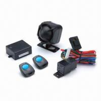 Quality Keyless Entry System with Fixed Codes and Last Auto-arm for sale