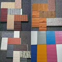 Quality Fire Resistant Heat Insulation Metal Wall Panels Environmental Protection for sale