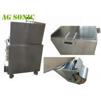 Temperature Adjustable Heated Soak Tank For Commercial Kitchens Dish / Tray