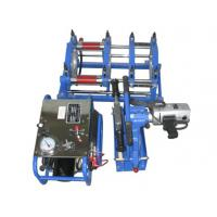 Quality plastic pipe welding machine 2.45kw/3.95kw field welding machine 160/250 for sale
