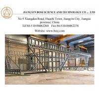 Quality Light Gauge Steel Material Modern Prefab House Frame Forming Machine light gauge steel construction for sale