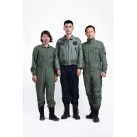 China Safety Fighter Flame Retardant Nomex Flight Suit Coveralls / Workwear for Men and Women on sale