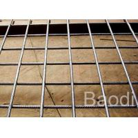 China Welded Steel Wire Mesh For Concrete Reinforcement , Concrete Wire Panels For Building Floor on sale