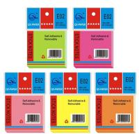Quality Memo, Sticky Note Pad, Office Stationery, Promotion Gift (QX-E02) for sale