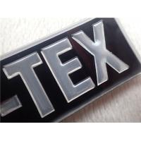 Buy cheap High Frequency Reflective TPU Custom Clothing Patches, For Custom Clothing from wholesalers