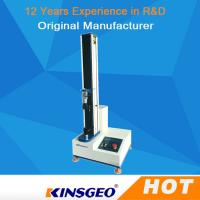 Buy cheap 2KG Capacity High Precision Computer Type Peel Adhesion Test Equipment 50~1000 Mm/min Speed product