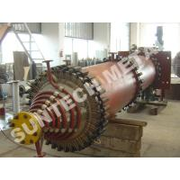 Quality 304L and Carbon Steel Clad Wiped Thin Film Evaporator for sale