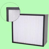 Quality High Efficiency air filter for sale