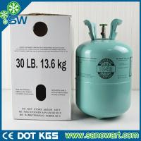 Quality China gas refrigerant r134a r600a pure Refrigerant R134A for sale