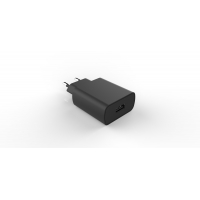 Quality Black 12V1.5A QC3.0 European USB Charger for sale