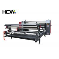 Quality Auto Separation Rotary Heat Press Machine Sports Wear Jersey Print Roll Sublimation for sale