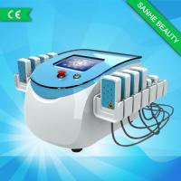 China Safety Portable Lipo Laser Slimming Machine 650nm For Stomach Face Hips Lose Weight on sale