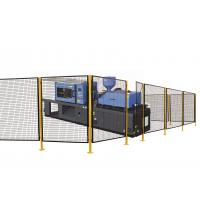 Quality Hygienic Screening Steel Wire Mesh Machine Guarding Systems 8 *5 Feet P/C Finished for sale