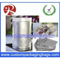 China Moisture Proof Stand Up Pouches , vacuum sealed storage bags on sale