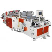 China Hi Speed Automatic Bag Making Machine For Perforated T Shirt Bag On Roll Bag on sale