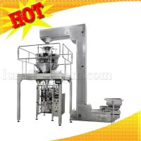 China Vertical Food Packing Equipment Fish Cracker Packing Machine on sale