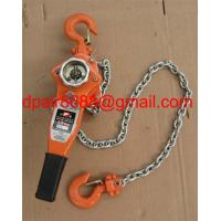 Quality Lever Block&chain hoist for sale