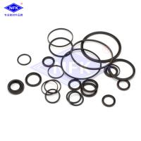 China PC360-7 PC300-7 Hydraulic Pump Repair Kit SPGO / O Ring Mechanical Seal Black Color on sale