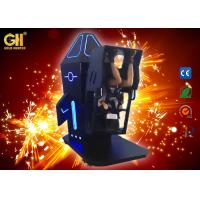 Buy cheap Amazing 220V VR Game Machine / Virtual Reality Amusement Park Equipment from wholesalers