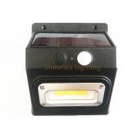 Buy cheap Outside Infrared Ray Security Light Sensor , Brightest Human Garden Sensor Lights from wholesalers