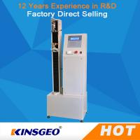 Buy cheap Digital Compressive Strength Testing Machine For Rubber / Plastic / Nylon product