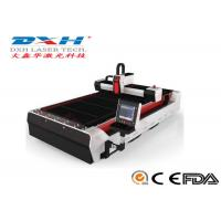 Quality Large Working Area CNC Laser Metal Cutting Machine 15-35ºC Working Temperature for sale