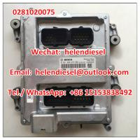 Genuine and New BOSCH 0281020075 , 0 281 020 075 engine control unit , 612630080007 WEICHAI /wei chai original and new