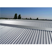 Quality 22GA R Panel / PBR Panel Stainless Steel Roofing Sheet for sale
