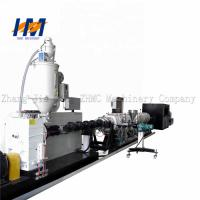 Quality Agriculture Plastic Pipe Extrusion Line , Plastic Tube Extrusion Machine for sale