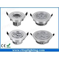 China 1-12W High power LED downlight Ceiling recessed downlight on sale
