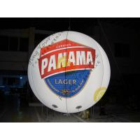 0.18mm helium quality PVC Advertising Helium Balloons , promotional balloons with Digital Printing for Event