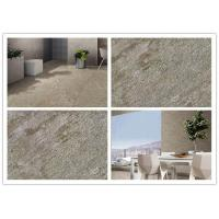Quality 600 * 600 Mm Sandstone Porcelain Floor Tiles Less Than 0.05% Absorption Rate for sale