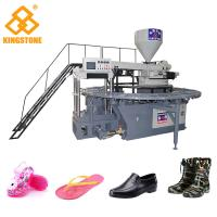 China Women Short - Height Boot Sandal Making Machine With 10/12/16/20/24/30 Stations on sale