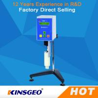 Buy cheap High Accuracy Viscosity Measurement Tools , Viscosity Measurement Device product