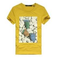 Quality Cotton T-Shirt/Short Sleeve for sale