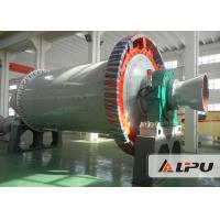 Large Energy Saving Wet Grinding Ball Mill For Copper Ore With Capacity 90-160t/h