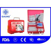 Buy cheap Partitioned Kids First Aid kits Refills Empty Medical Bag CE Approved Sample Available product