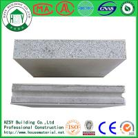 China Prefab Insulated Wall Panels 38dB-46dB , Durable Exterior Concrete Wall Panels on sale