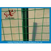 China PVC Coated Galvanized Welded Wire Mesh Rolls Anti Corrosion 10-30m Length on sale