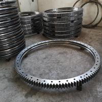 Buy cheap SH460-5 excavator slewing ring gear swing bearing (1615*1274*145mm)for Sumitomo from wholesalers