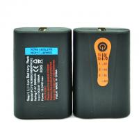 3.7v 4400mah The Best heated battery for Electric Socks