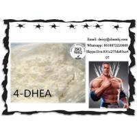China Bodybuilding Raw Steroid Powders 4- DHEA / 4- AD / 4- Dehydroepiandrosterone on sale
