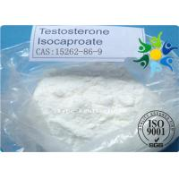Buy CAS 15262-86-9 Testosterone Anabolic Steroid Raw Powder Test Isocaproate at wholesale prices