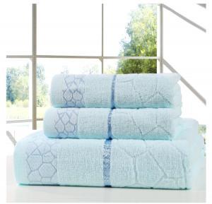 China 3Pcs Set Towels 100% Cotton Beach Face Towel Set Printed for Adults Baby Bath Towel Set on sale
