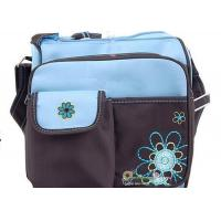 Buy Modern Small Nappy Changing Bags Mummy bag 30x20x27 cm microfiber Material at wholesale prices