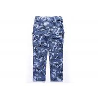 Quality Ocean Military Style Cargo Pants ,Us Track Cargo Camouflage Men Army Pants for sale
