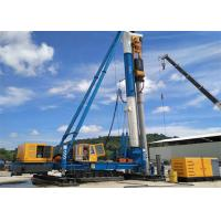 China 1200mm Max Stroke Hammer Piling Machine , Drop Hammer Piling Rig on sale